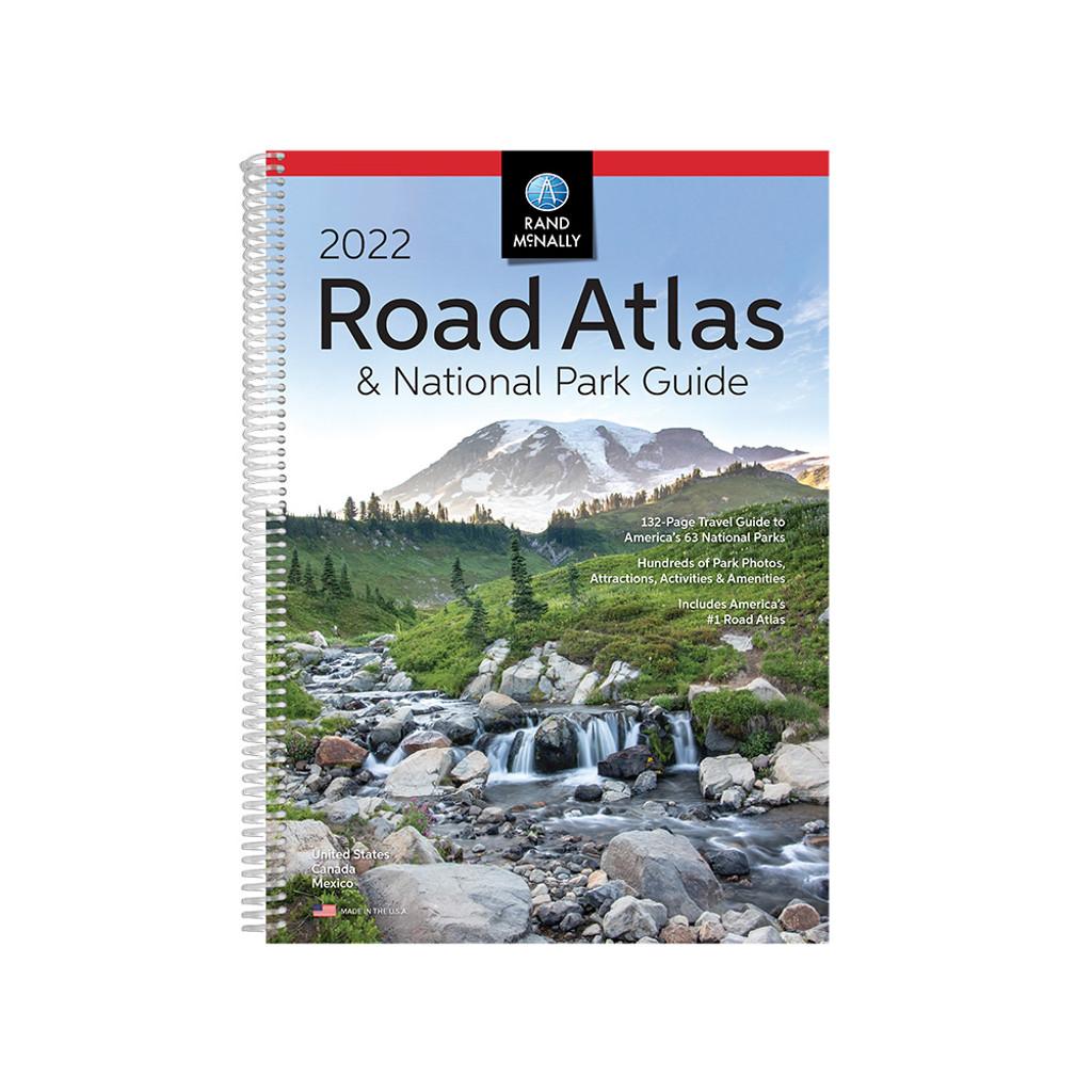 2019 National Park Atlas & Guide