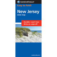 Easy To Fold: New Jersey