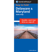 Easy To Fold: Delaware, Maryland