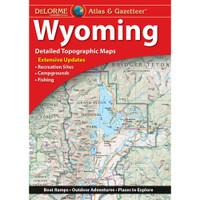 DeLorme Atlas & Gazetteer: Wyoming