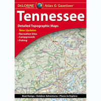 DeLorme Atlas & Gazetteer: Tennessee
