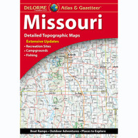 DeLorme Atlas & Gazetteer: Missouri