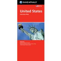 Folded Map: United States