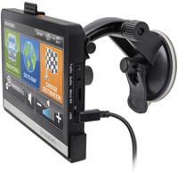 TND™ 700 Windshield Mount and Cradle