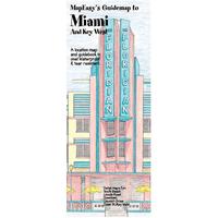 MapEasy's Guidemap: Miami