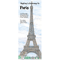 MapEasy's Guidemap: Paris