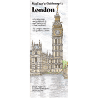 MapEasy's Guidemap: London