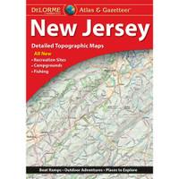 DeLorme Atlas & Gazetteer: New Jersey