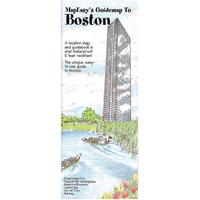 MapEasy's Guidemap: Boston