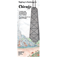 MapEasy's Guidemap: Chicago