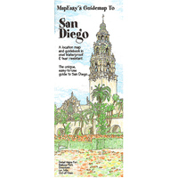 MapEasy's Guidemap: San Diego