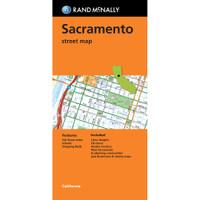 Folded Map: Sacramento Street Map