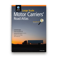 Large Scale  Motor Carriers' Road Atlas