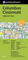 Columbus Cincinnati Regional Map