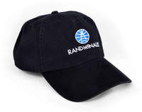 Rand McNally Logo Baseball Cap