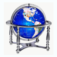 "Compass Jewel 13"" Desk Globe"