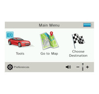 Road Explorer 5 Advanced Car GPS