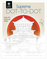 Supreme Dot-to-Dot Book