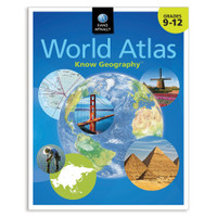 Know Geography™ World Atlas | Grades 9-12