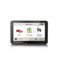 Road Explorer 5 Advanced Car GPS - Rand McNally Certified Refurbished Device
