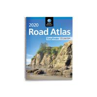 Rand McNally 2020 EasyFinder Midsize Road Atlas