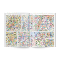Rand McNally 2020 Midsize Road Atlas