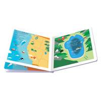 Map It! Jr., Waterways  | A Geography Primer