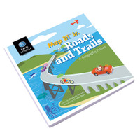 Map It! Jr., Roads and Trails | A Geography Primer