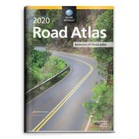 Rand McNally 2020 Road Atlas w/ Protective Vinyl Cover