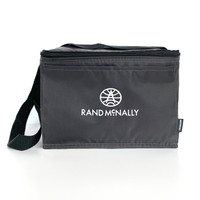 Rand McNally Koozie Insulated Lunch Bag