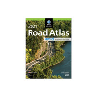 2021 Midsize Road Atlas