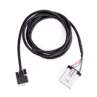 DB15 to 14-Pin Peterbilt Cable for DC 200/S