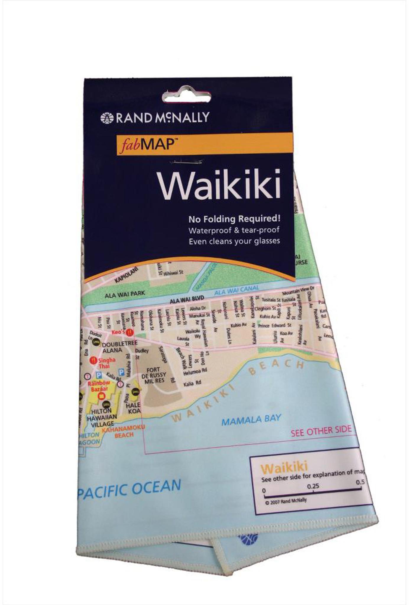 photo relating to Printable Map of Waikiki named fabMAP: Waikiki