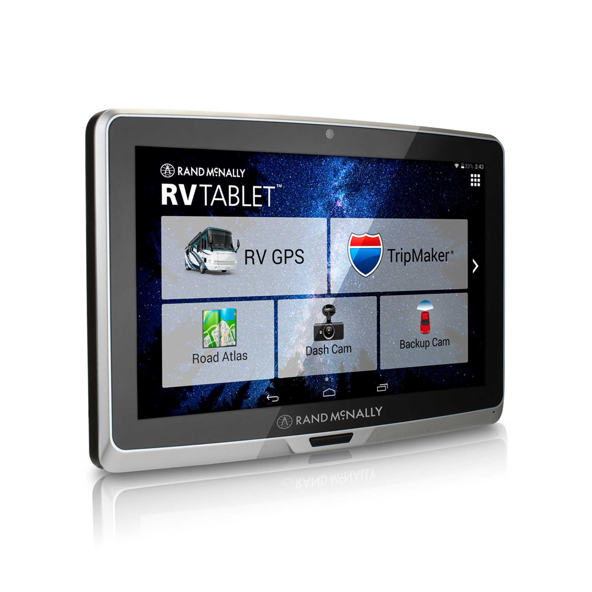 Rand Mcnally Gps >> Rv Tablet 70 With Gps
