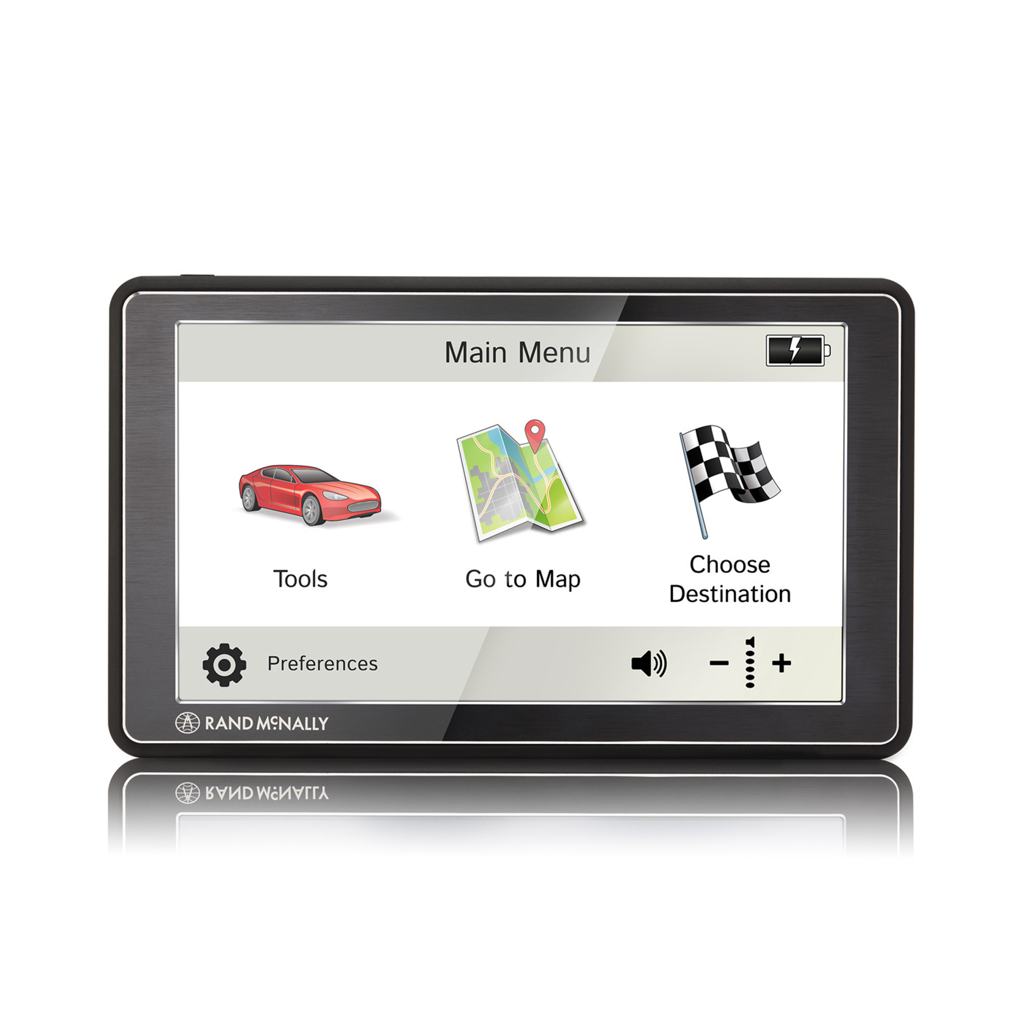 Road Explorer 7 Car GPS - Rand McNally Certified Refurbished