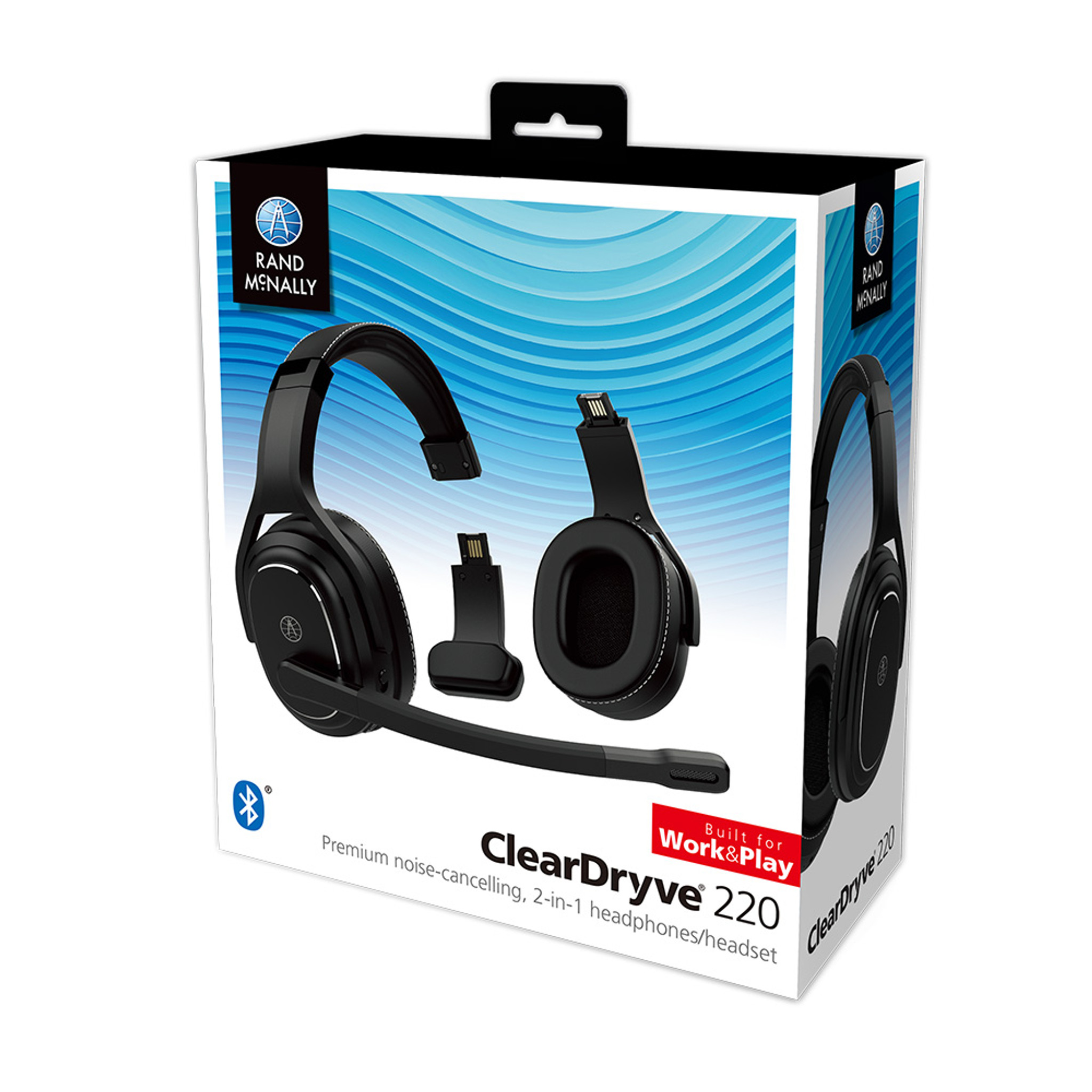 Cleardryve 220 Noise Cancelling Headset