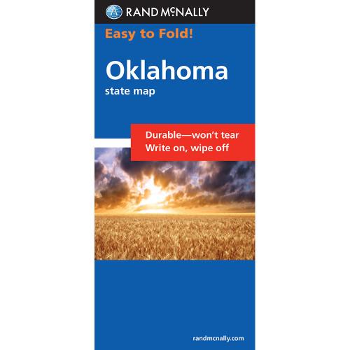 Easy To Fold: Oklahoma