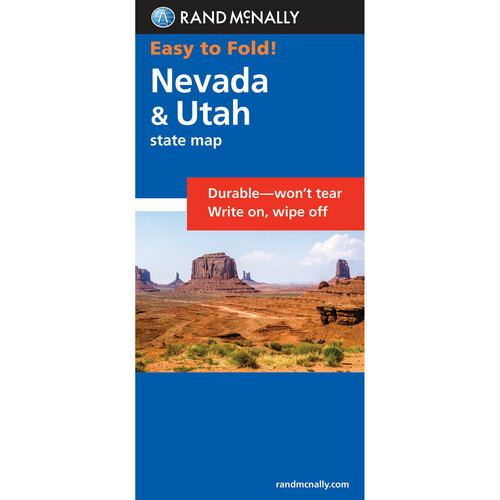 Easy To Fold: Nevada & Utah