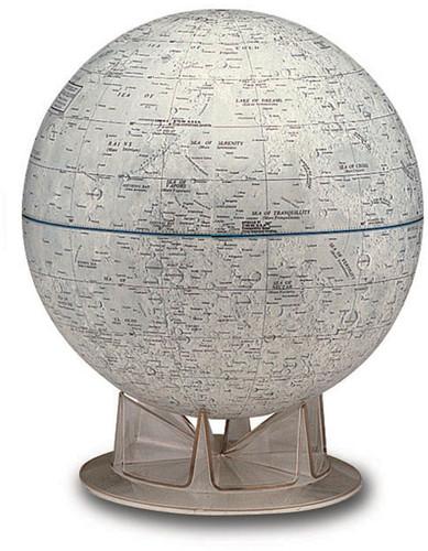 Moon Desk Globe