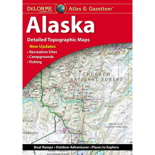 DeLorme Atlas & Gazetteer: Alaska