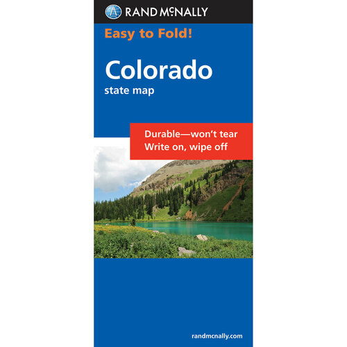 Easy To Fold: Colorado