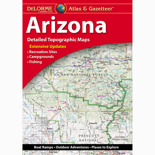 DeLorme Atlas & Gazetteer: Arizona