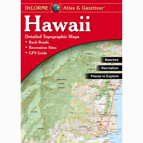 DeLorme Atlas & Gazetteer: Hawaii
