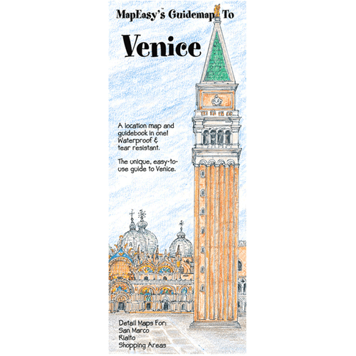 MapEasy's Guidemap: Venice