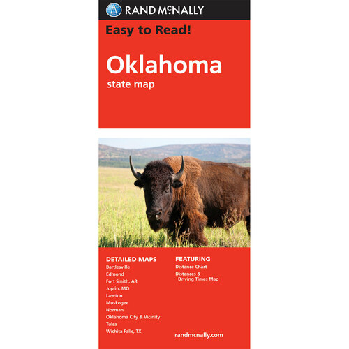 Easy To Read: Oklahoma