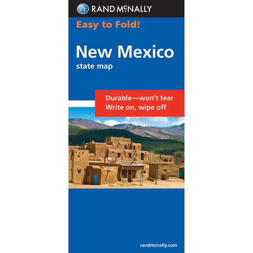 Easy To Fold: New Mexico