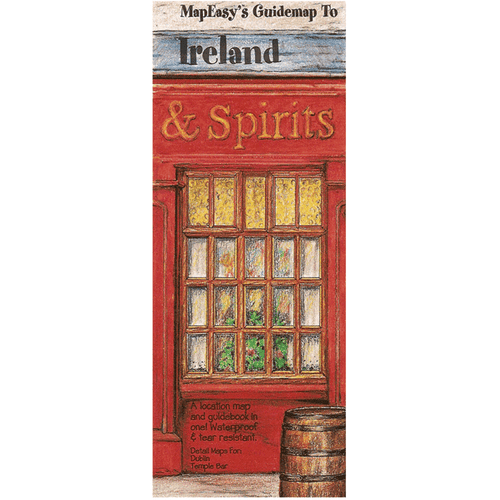 MapEasy's Guidemap: Ireland