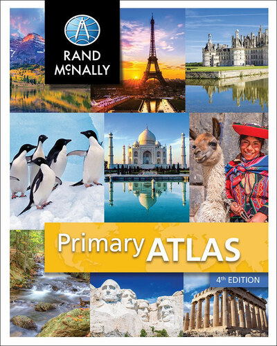 Primary Atlas | Grades K-3