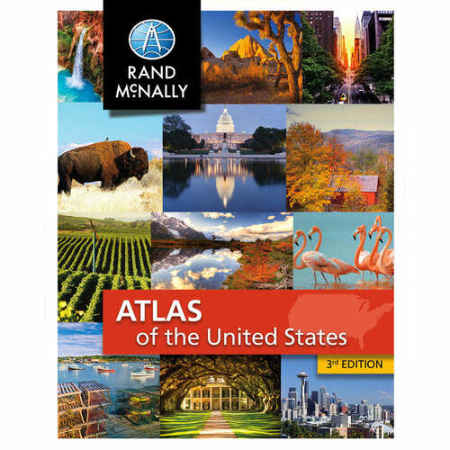 Atlas of the United States | Grades 3-6