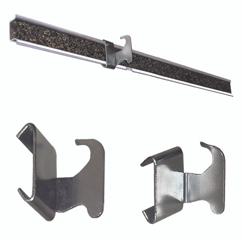Map Rails & Hooks